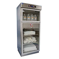 Stainless Steel Warming Cabinets